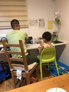 親子の写真・画像素材[672595]