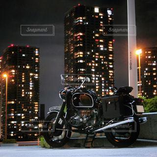 バイクの写真・画像素材[672868]