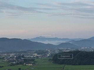田園風景の写真・画像素材[676401]