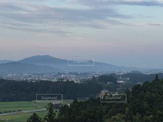 田園風景の写真・画像素材[676402]