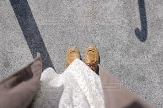 足元への景色の写真・画像素材[1016176]