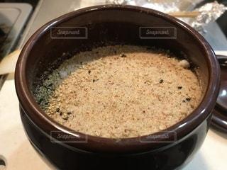 スープのボウルの写真・画像素材[972333]