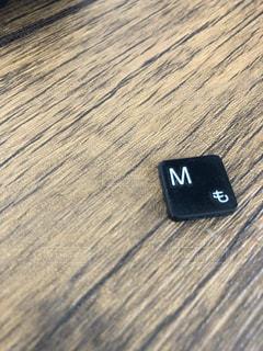 外れたキーボードの写真・画像素材[1264512]