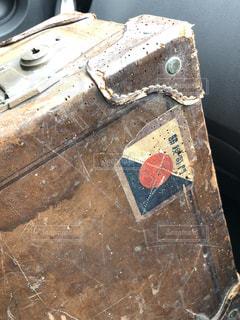 門司税関のトランクケースの写真・画像素材[1291270]