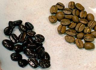 コーヒー豆の写真・画像素材[1744572]