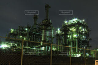 夜見工場の写真・画像素材[720170]