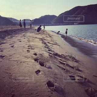 ビーチの写真・画像素材[673820]