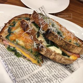 サンドイッチの写真・画像素材[674570]