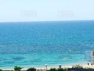 眩しい海の写真・画像素材[674586]