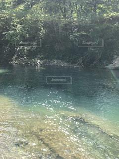 水の体の写真・画像素材[756750]