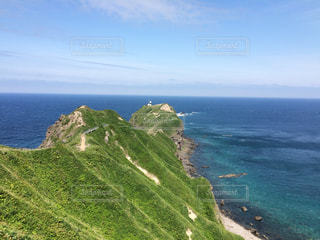 神威岬の写真・画像素材[675958]