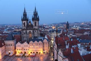 都市の建物のような城の写真・画像素材[1179402]