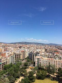 バルセロナの街並みの写真・画像素材[676419]