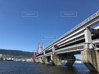 六甲大橋の写真・画像素材[709793]