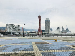 神戸メリケンパークの写真・画像素材[1293780]