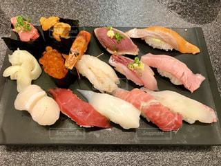 にぎり寿司の写真・画像素材[1300398]
