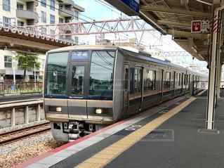 207系電車の写真・画像素材[1309211]