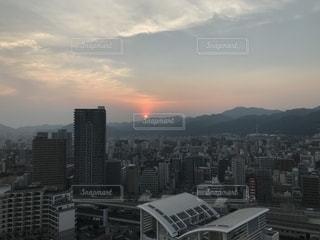 夕日の写真・画像素材[1312492]