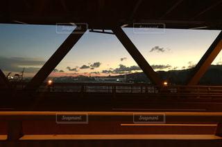 夕焼けの写真・画像素材[1320029]