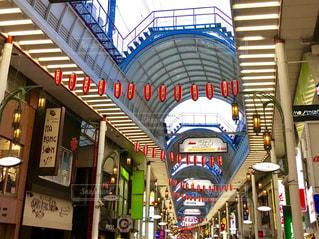 元町商店街の夏祭りの写真・画像素材[1324491]