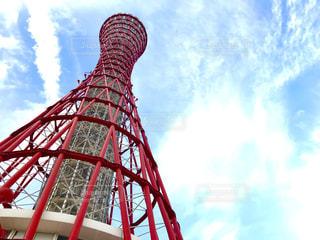 神戸ポートタワーの写真・画像素材[1326812]