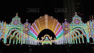 神戸ルミナリエ2017の写真・画像素材[1334812]