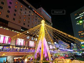 三宮駅ビルのクリスマスの写真・画像素材[1335750]