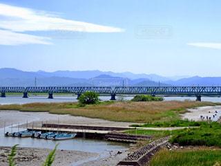 吉野川の写真・画像素材[1374222]