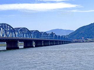 吉野川橋の写真・画像素材[1374295]