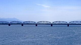 吉野川橋の写真・画像素材[1374301]