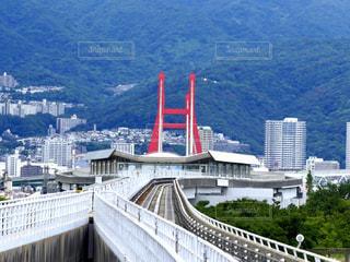 六甲大橋の写真・画像素材[1375463]