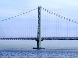 明石海峡大橋の写真・画像素材[1380305]