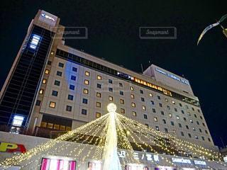 三宮の駅ビル クリスマスの写真・画像素材[1386296]