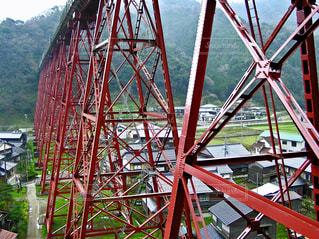 余部鉄橋の写真・画像素材[1386492]