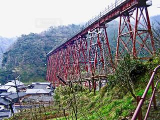余部鉄橋の写真・画像素材[1386494]