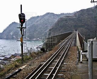 余部鉄橋の写真・画像素材[1386523]