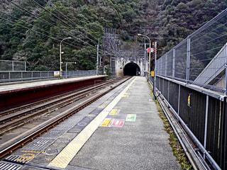 武田尾駅の写真・画像素材[1415196]