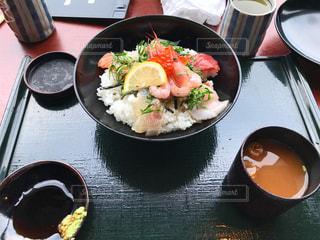 海鮮丼の写真・画像素材[1445090]