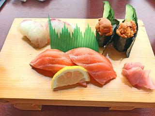 寿司の写真・画像素材[1445103]