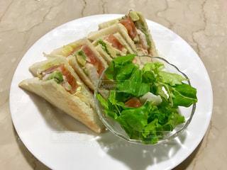 サンドイッチの写真・画像素材[1447911]