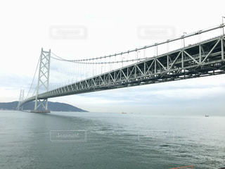 明石海峡大橋の写真・画像素材[1452481]