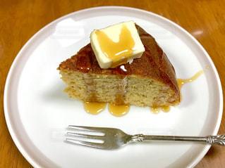 おからケーキの写真・画像素材[1464309]