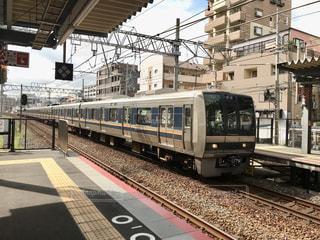 207系普通電車の写真・画像素材[1500421]