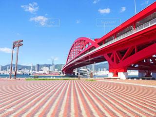 神戸大橋の写真・画像素材[1503817]