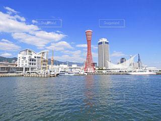 神戸メリケンパークの写真・画像素材[1513991]