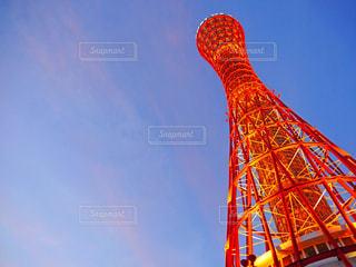 神戸ポートタワーの写真・画像素材[1515130]
