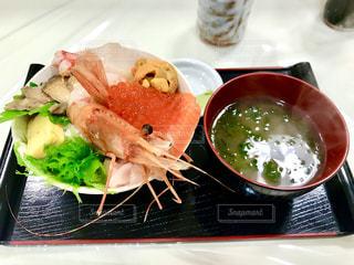 海鮮丼の写真・画像素材[1530677]