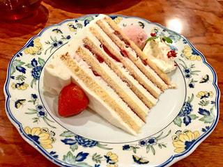 ショートケーキの写真・画像素材[1532626]