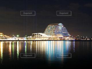 神戸メリケンパークオリエンタルホテルの写真・画像素材[1566468]
