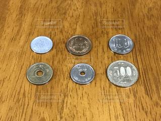 小銭の写真・画像素材[1573530]